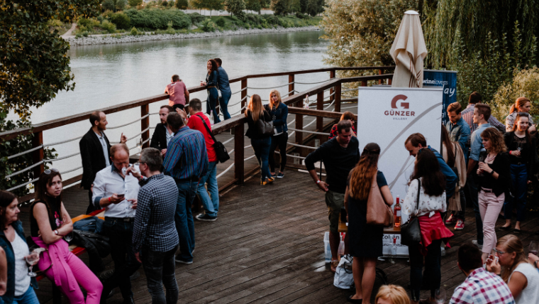 Summer Party // Winelovers Afterwork