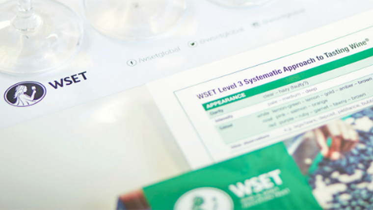WSET felsőfok - WSET® Level 3 Award in Wines