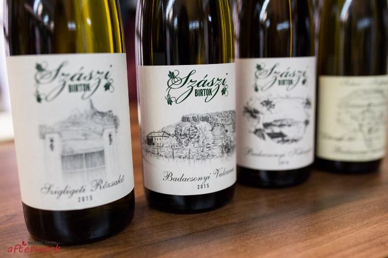 Ősi magyar szőlők mai borai